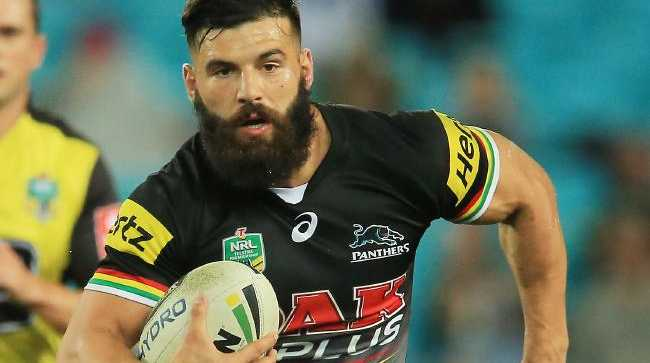 Josh Mansour could miss the rest of the season.