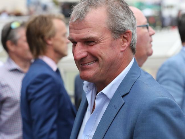 Trainer Darren Weir has enjoyed a long and successful association with Tasmanian racing. Picture: AAP