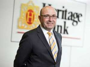 Heritage Bank CEO: 'Physical banking is not dead'