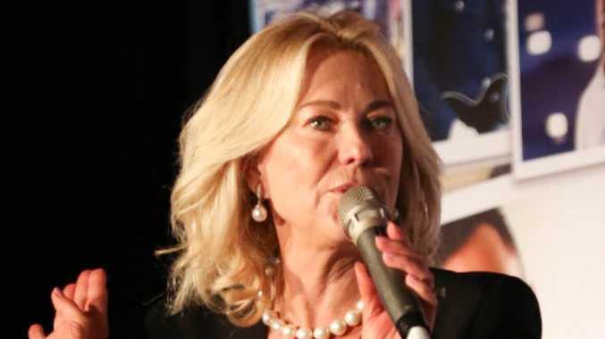Kerri-Anne Kennerley