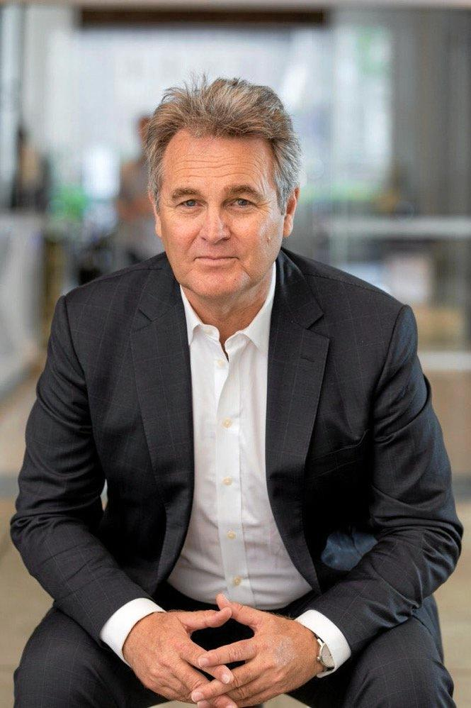 EYES ON THE PRIZE: Demographer and social commentator Bernard Salt.