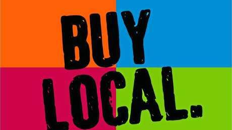 GCCI Buy Local Campaign