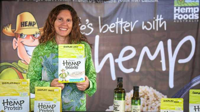 More Naturally Good products launched at expo