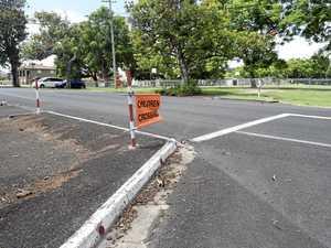 Drivers endangering our kids lives