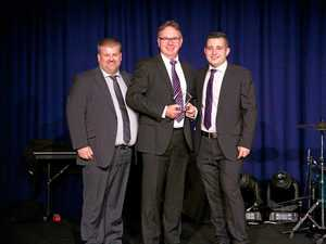 Small business awarded for community contribution