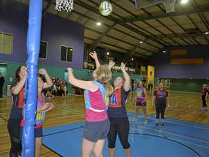 Team numbers up in Warwick netball at WIRAC