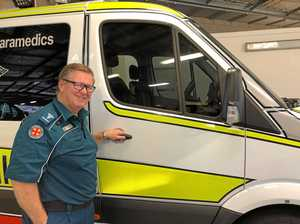 From cleaning to paramedics: Retiring Warwick ambo reflects