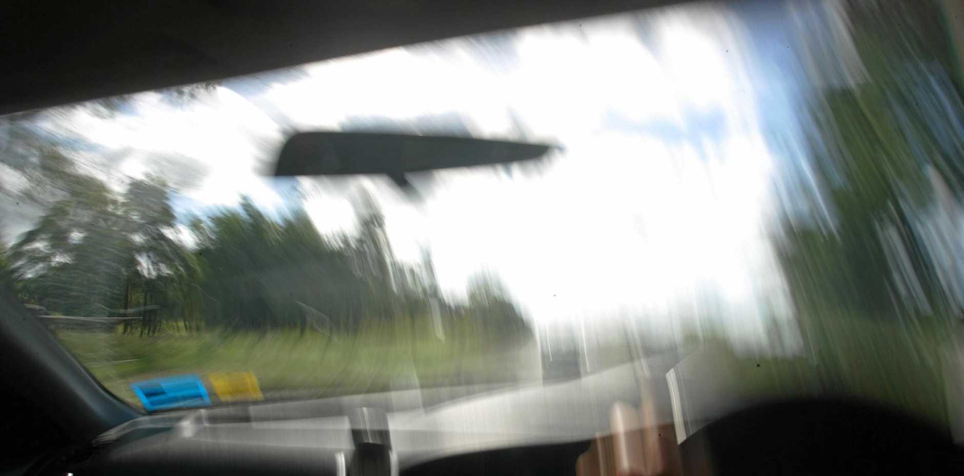 Drink driving. Road Rage. Dangerous drivingPhoto: Brett Wortman / Sunshine Coast Daily
