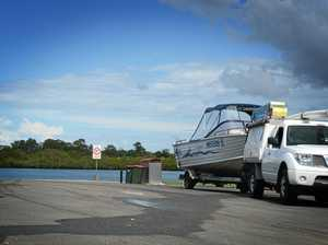 Upgrades begin at Kennedy Drive boat ramp