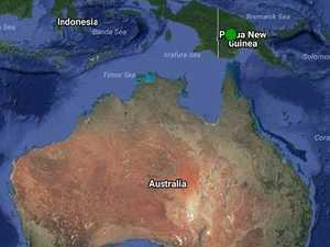 7.5 magnitude quake strikes Papua New Guinea