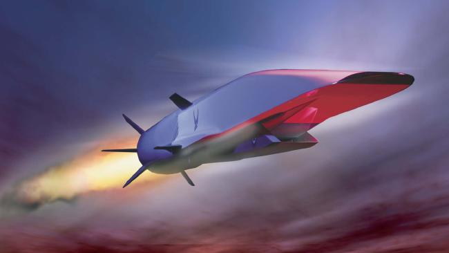 China tested hypersonic missiles in November last year.