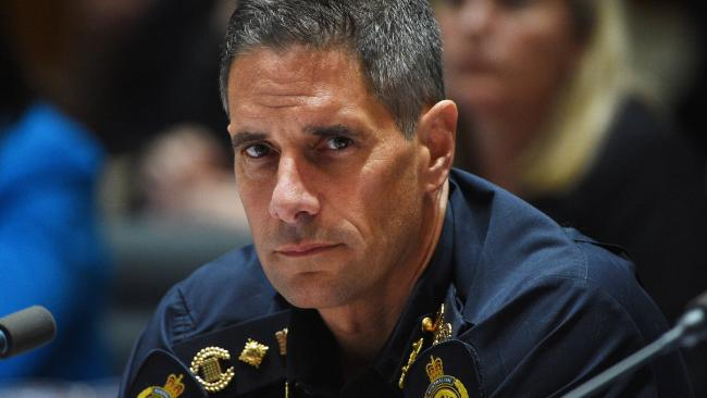 Australian Border Force Commissioner Roman Quaedvlieg has been on leave since May last year. Picture: Mick Tsikas/AAP Former Border Force boss paid $500,000 during misconduct investigation