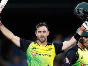 Maxwell shoots up T20 rankings
