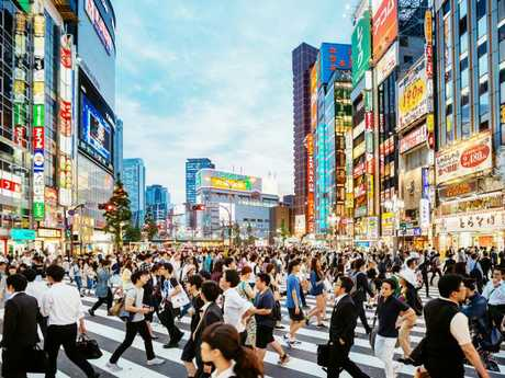 Get to Tokyo for cheap with Jetstar.