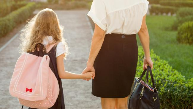 The woman was inundated by support from fellow parents who condemned the after school care manager's attitude. Picture: iStock