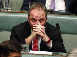 How Barnaby Joyce avoided investigation