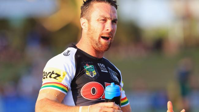 James Maloney's Panthers haven't quite found their rhythm just yet.