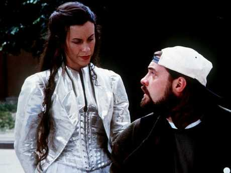 'I'm Still Above Ground!' Director Kevin Smith Hospitalized After 'Massive Heart Attack'