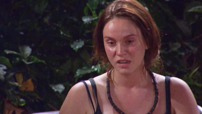 Vicky Pattison gets emotional discussing her raunchy TV past.