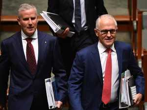 Members voice support for new Nationals leader, Deputy PM