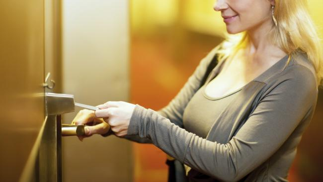 Have you ever found the keycard to your hotel room didn't work? It might not have been an innocent glitch.