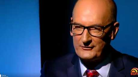 Kochie answers the questions over cheating and smoking pot.