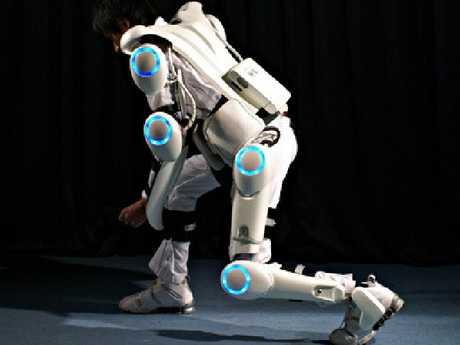 Exoskeletons will improve ground-based combat.