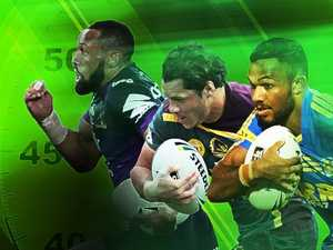 Who's the NRL's sprint king? Experts' verdict revealed