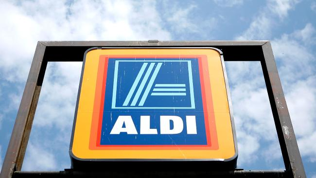 German supermarket Aldi has come near to the bottom of the rankings in a report about healthy eating initiatives at our big retailers. Picture: Alex Wong AFP / Getty Images North America