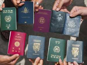 World's new most powerful passport