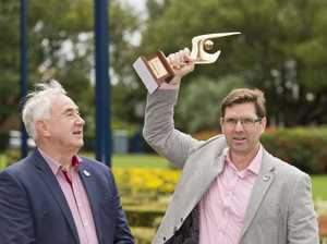 National trophy returns to Toowoomba