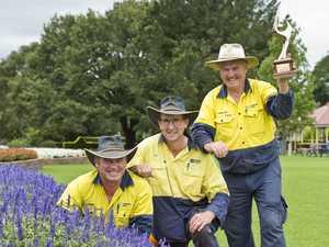 Gardeners bask in Carnival of Flowers tourism award win