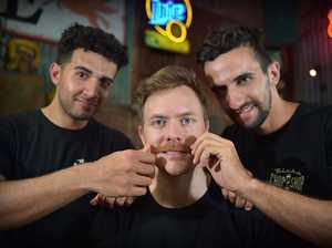 New barbershop