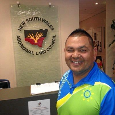 MEETING POINT: NSWALC chair Roy Ah-See is seeking community input on the proposed bill when he visits C.ex Coffs.