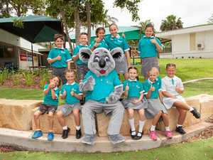 Mascot spearheads School Excellence Program with koala power