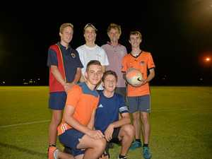 Warwick boys ready to kick goals in Toowoomba juniors