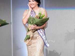 Bundy girl takes Miss Teen crown