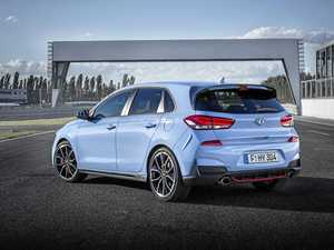 Fire-breathing Hyundai i30 N ready to rival best hot hatches