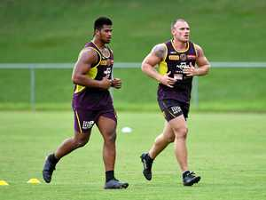 Lodge receives backing from Broncos