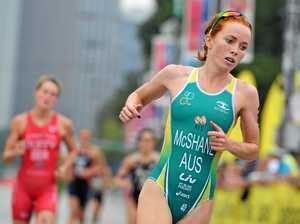 McShane expects crazy, fast start to Mooloolaba Triathlon