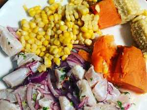 OUR SAY: International food - anyone else for ceviche?