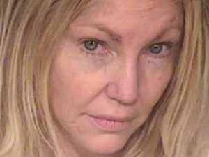 Locklear 'assaulted boyfriend, police'