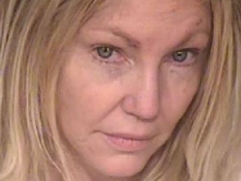Heather Locklear 'arrested on suspicion of domestic violence & assaulting police officer'