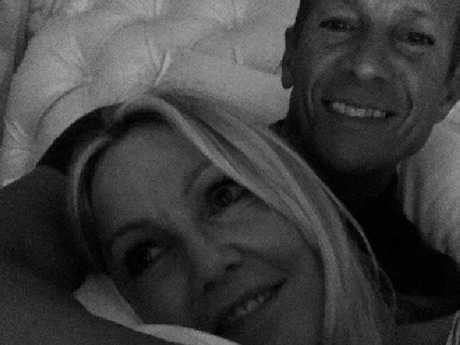 Heather Locklear has posted several recent photos with her boyfriend, Chris Heisser. Picture: Instagram