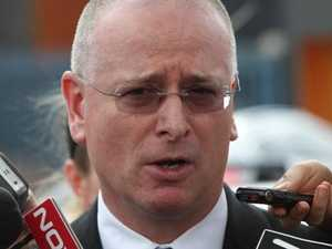Top cop stands down over racist posts