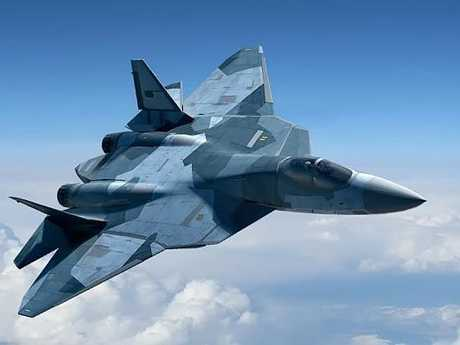 The Su-57 has the potential to slip behind enemy lines.