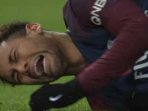 PSG reveal Neymar injury diagnosis