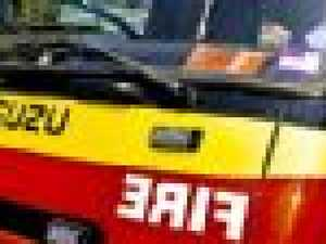Delays on Captain Cook Highway due to truck fire