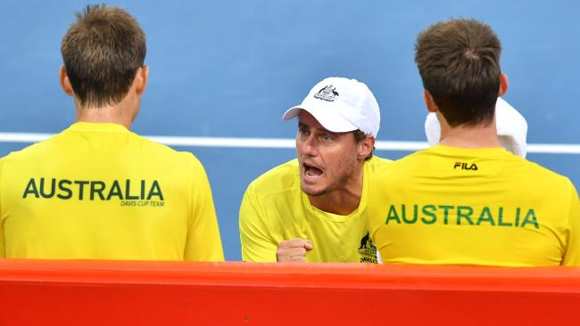 Australia look likely to have to plan for a new teams tennis format.