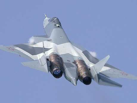 The Su-57 is due to get new engines that will enhance its abilities
